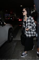 JESSIE J at LAX Airport in Los Angeles 07/03/2018