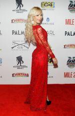 JHENNY ANDRADE at World MMA Awards in Las Vegas 07/03/2018