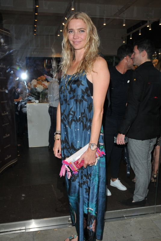 JODIE KIDD at Magnum VIP Launch Party in London 07/05/2018