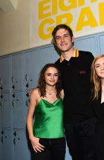 JOEY KING at Eighth Grade Screening at Le Conte Middle School in Los Angeles 07/11/2018