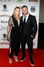 JOJO CALDERWOOD at World MMA Awards in Las Vegas 07/03/2018