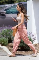 JORDANA BREWSTER Out and Abouit in Brentwood 07/03/2018