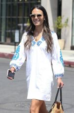 JORDANA BREWSTER Out in West Hollywood 07/10/2018