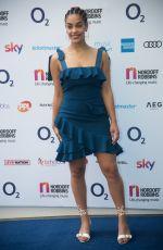 JORJA SMITH at O2 Silver Clef Awards in London 07/06/2018