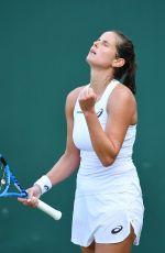 JULIA GORGES at Wimbledon Tennis Championships in London 07/03/2018