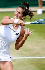 JULIA GORGES at Wimbledon Tennis Championships in London 07/09/2018