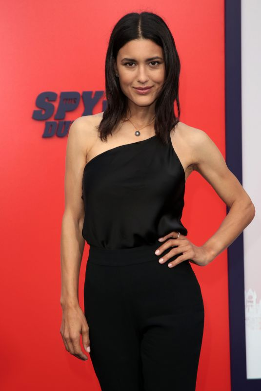 JULIA JONES at The Spy Who Dumped Me Premiere in Los Angeles 07/25/2018