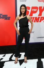 JULIA JONES at The Spy Who Dumped Me Premiere in Los Angeles 07/25/2018