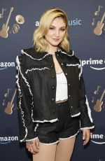 JULIA MICHAELS at Amazon Music Unboxing Prime Day in Brooklyn 07/11/2018