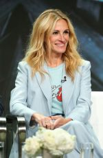 JULIA ROBERTS at Homecoming Panel at TCA Summer Press Tour in Los Angeles 07/28/2018