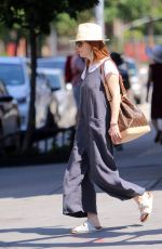 JULIANNE MOORE Out and About in New York 06/30/2018