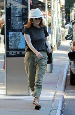 JULIANNE MOORE Out and About in New York 07/09/2018