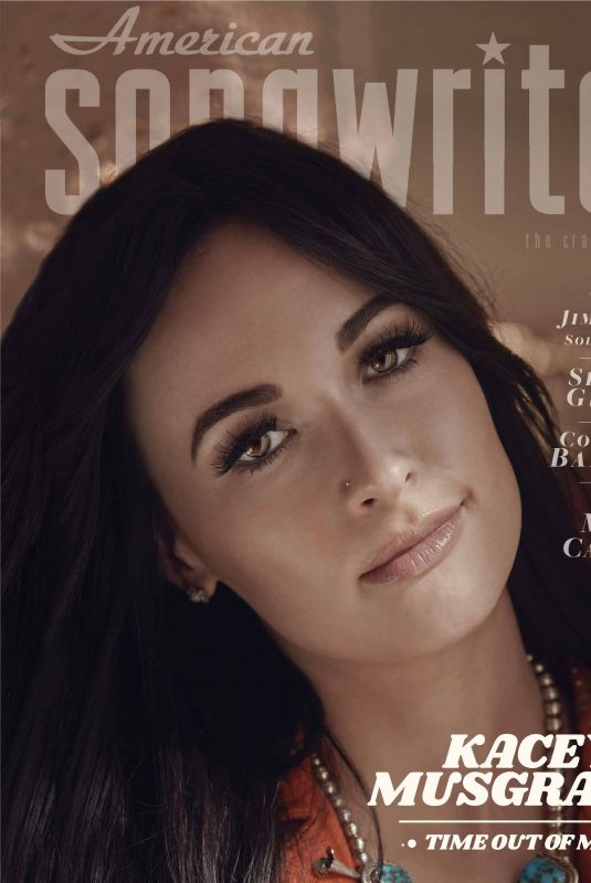 KACEY MUSGRAVES in American Songwriter, July/August 2018