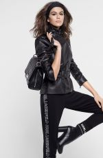 KAIA GERBER for Karl Lagerfeld Fall 2018 Campaign