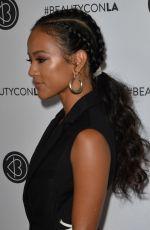 KARRUECHE TRAN at Los Angeles Beautycon Festival 07/14/2018