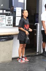 KARRUECHE TRAN Out and About in Los Angeles 07/06/2018