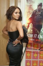 KAT GRAHAM at How it Ends Screening Hosted by Netflix in New York 07/10/2018