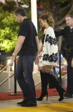 KATE BECKINSALE Arrives at Harry Styles' Concert in Inglewood 04/17/2018