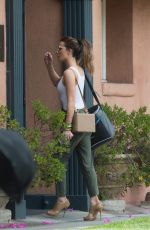 KATE BECKINSALE Out in Los Angeles 07/11/2018