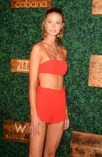 KATE BOCK at Sports Illustrated Swimsuit Show at Miami Swim Week 07/15/2018