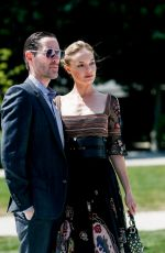 KATE BOSWORTH at Dior Fall/Winter 2018/2019 Haute Couture Show in Paris 07/02/2018