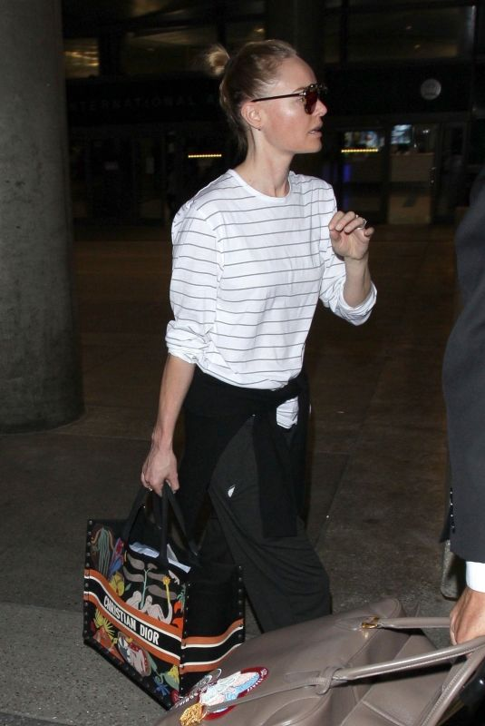 KATE BOSWORTH at Los Angeles International Airport 07/03/2018