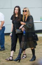 KATE MOSS and LIV TYLER at British Summertime Festival at Hyde Park in London 07/07/2018