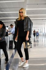 KATE UPTON at Los Angeles International Airport 07/10/2018