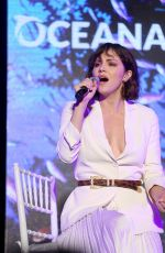 KATHARINE MCPHEE Performs at Oceana Seachange Summer Party in Laguna Niguel 07/21/2018