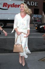 KATHERINE HEIGL at Today Show in New York 07/12/2018