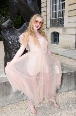 KATHRYN NEWTON at Dior Fall/Winter 2018/2019 Haute Couture Show in Paris 07/02/2018