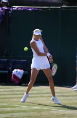 KATIE BOULTER at Wimbledon Tennis Championships in London 07/03/2018