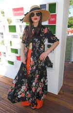 KATIE MCGRATH at Audi Polo Challenge at Coworth Park Polo Club 07/01/2018
