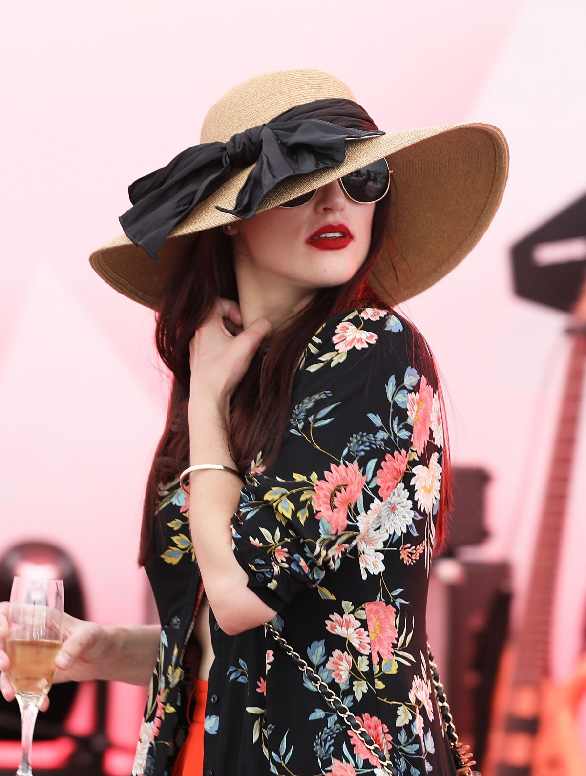 KATIE MCGRATH At Audi Polo Challenge In Berkshire - Mcgrath audi