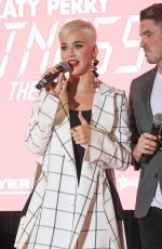 KATTY PERRY at Westfield in Perth 07/25/2018