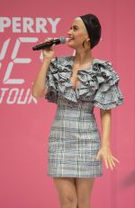 KATY PERRY at Myer Instore in Adelaide 07/29/2018