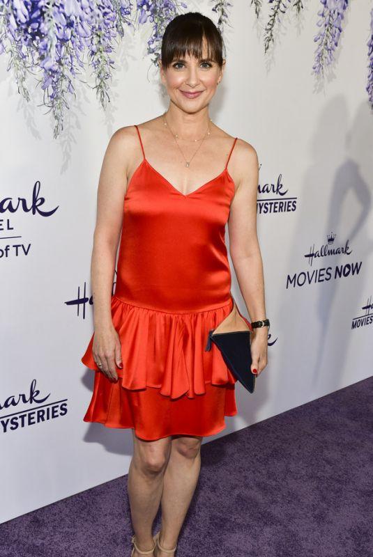 KELLIE MARTIN at Hallmark Channel Summer TCA Party in Beverly Hills 07/27/2018