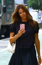 KELLY BENSIMON Out and About in New York 07/17/2018