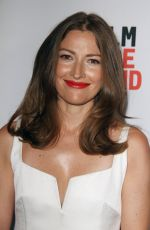KELLY MACDONALD at Puzzle Premiere at Writers Guild Theater in Los Angeles 07/16/2018
