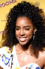 KELLY ROWLAND at Inaugural Refinery29's 29rooms: Turn it into Art Opening Night in Chicago 07/25/2018