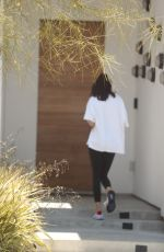 KENDALL JENNER at Her Boyfriends House in Los Angeles 07/06/2018