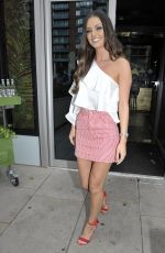 KENDALL RAE KNIGHT at Menagerie Restaurant in Manchester 07/11/2018