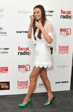 KENDALL RAE KNIGHT at Spice Girls Exhibition VIP Launch in London 07/27/2018