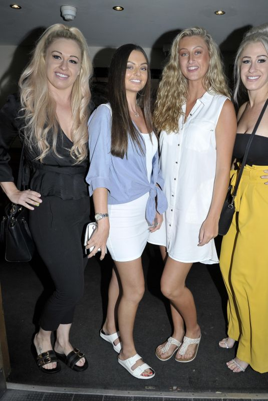 KENDALL RAE KNIGHT with Freinds in Poulton Le Fylde 07/08/2018