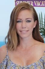 KENDRA WILKINSON at Hotel Transylvania 3: Summer Vacation Premiere in Los Angeles 06/30/2018