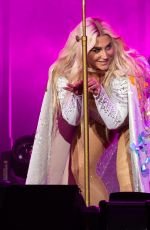KESHA Performs at Ruoff Home Mortgage Music Center in Noblesville 07/19/2018