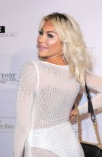 KHLOE TERAE at Game on Gala Celebrating Excellence in Sports in Los Angeles 07/17/2018