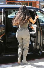 KIM KARDASHIAN at Paint & Sip Studio in Los Angeles 07/23/2018