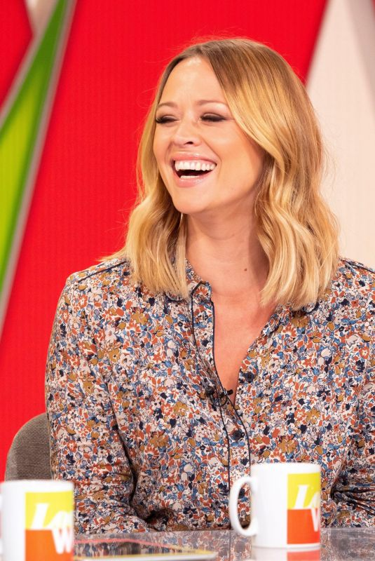 KIMBERLEY WALSH at Loose Women TV Show in London 06/17/2018