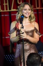 KIMBERLEY WALSH Performs at Crazy Coqs in London 07/23/2018